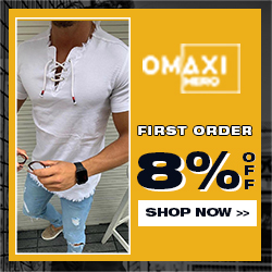 Omaxihero.com 8% Off First Order SHOP NOW