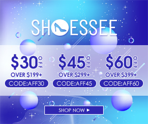$30 Off Any Order Over $199 at ShoesSee with Code: AFF30