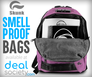 Skunk Smellproof Storage - Save Big at DealSociety!