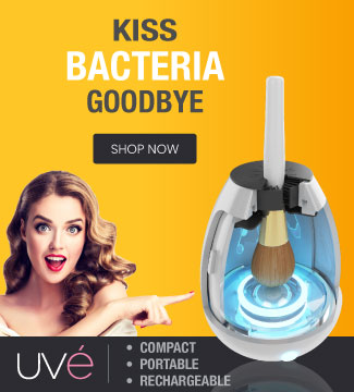Kiss bacteria goodbye shop now