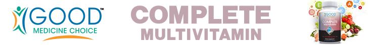COMPLETE MULTIVITAMIN - Dietary Supplement