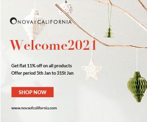 novaofcalifornia.com - New Year Offer
