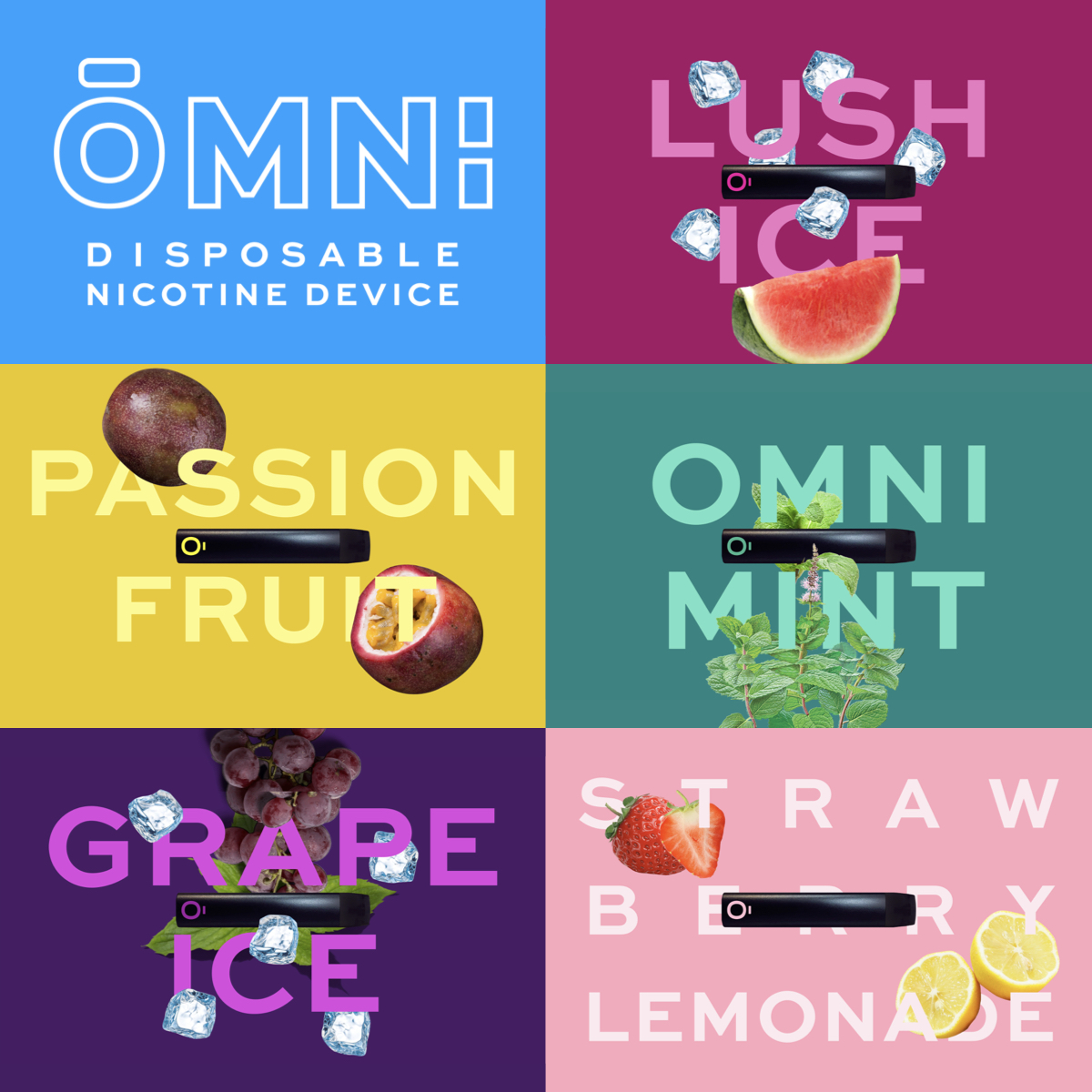 Buy Omni Disposable Vapes