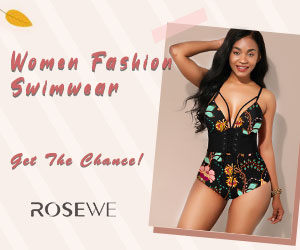 Women Fashion Swimwear,Catch The Chance!
