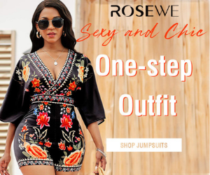 Roswe Plus size clothing, Sexy and Chic