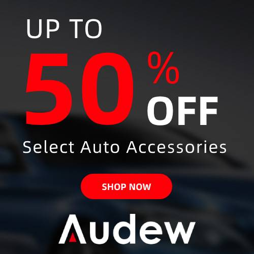Audew Coupons & Offers