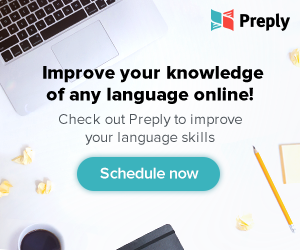 Improve your knowledge of any language online