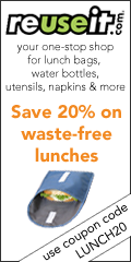 Take 20% Off reuseit Lunch Items
