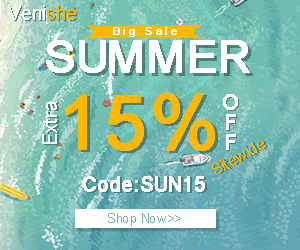 Extra 15% Off Coupon For Summer Big Sale