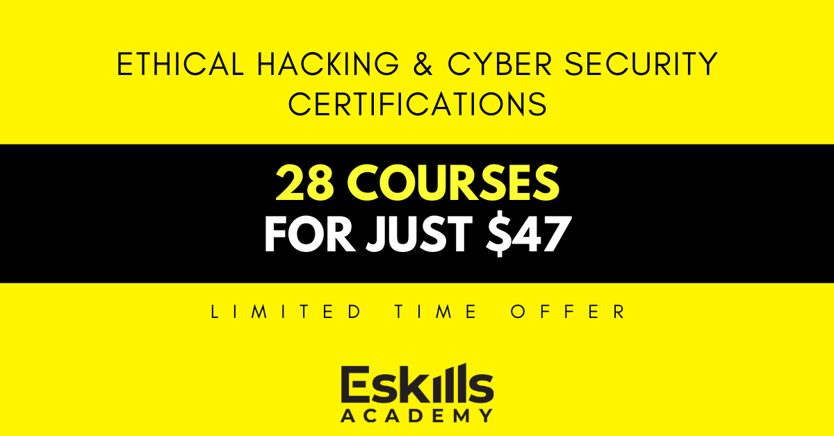 Cyber Security Courses Bundle 28 Courses