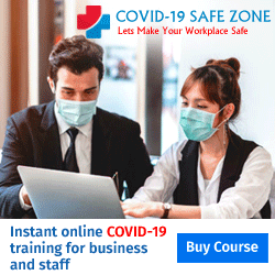 Instant online Covid-19 training for business and staff