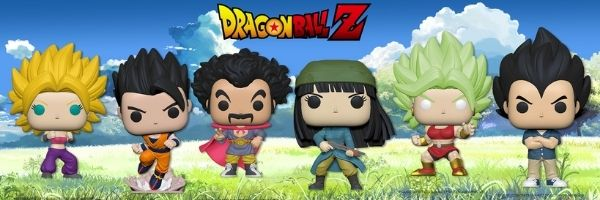 Dragon Ball Z Funko Pop!