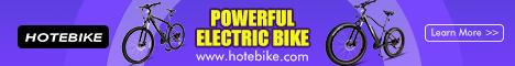 Powerful Electric Mountain bike and Fat Tire Bike