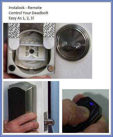 Instalock Remote for Deasbolt