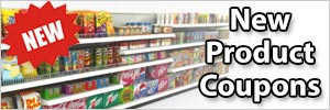 New Product Grocery Coupons Online