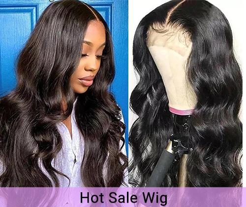 JurllyShe Human Hair Wigs