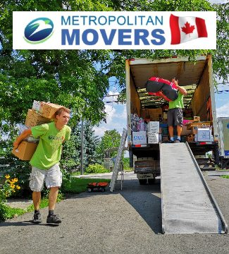 Metropolitan Movers - We Make Moving Look Easy