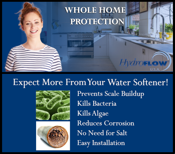 Fix hard water