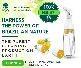 The pure cleaning products - Yvynaturals