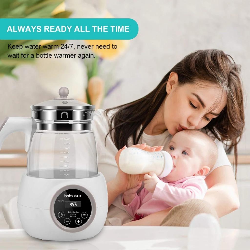 SAVE 10% on Baby Exo Formula Kettle