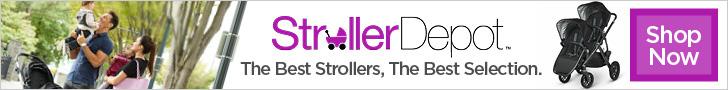Stroller Depot Banner