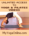 Unlimited access to Yoga and Pilates Videos - My Yoga Online