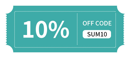 Extra 10% OFF Coupon Limited to Collection
