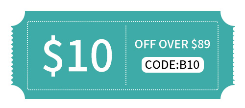 b10 - $10 OFF over $89 in 24 Hours