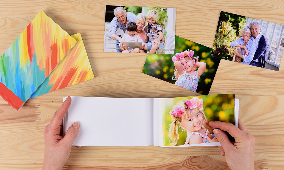 colorland.com - Sharebook: booklet for 50 photos in the size of 4×6 inches for only 9$