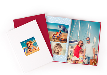 colorland.com - Photo Book Deluxe: 8×11,5 inches 120 pages for only 33$
