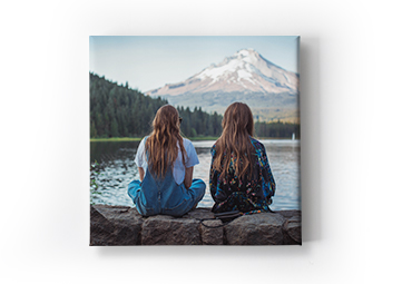 colorland.com - Photo Canvas: 12×12 inches for only 14$