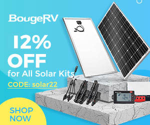 "Use code""Solar22"" and enjoy 12% off for all solar Kits."