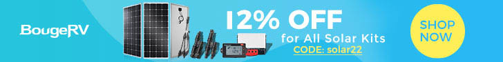 """Use code""""Solar22"""" and enjoy 12% off for all solar Kits."""