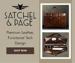 Satchel and Page