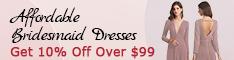 Velvet Bridesmaid Dresses