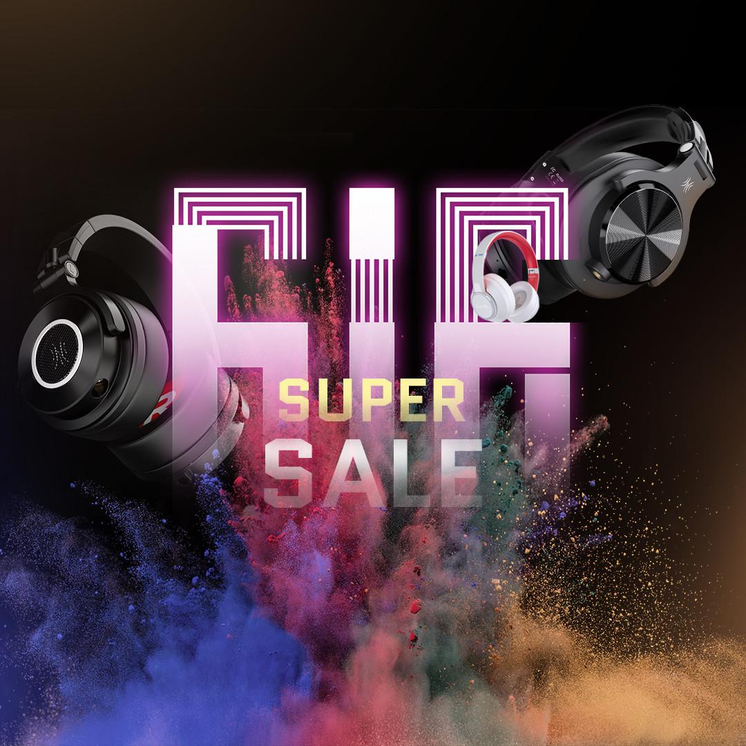 6.16 Super Sale: BOGO 50% Off