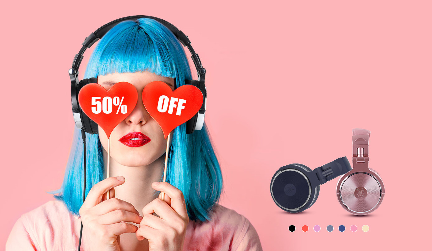 Buy One Get One 50% Off on All Products