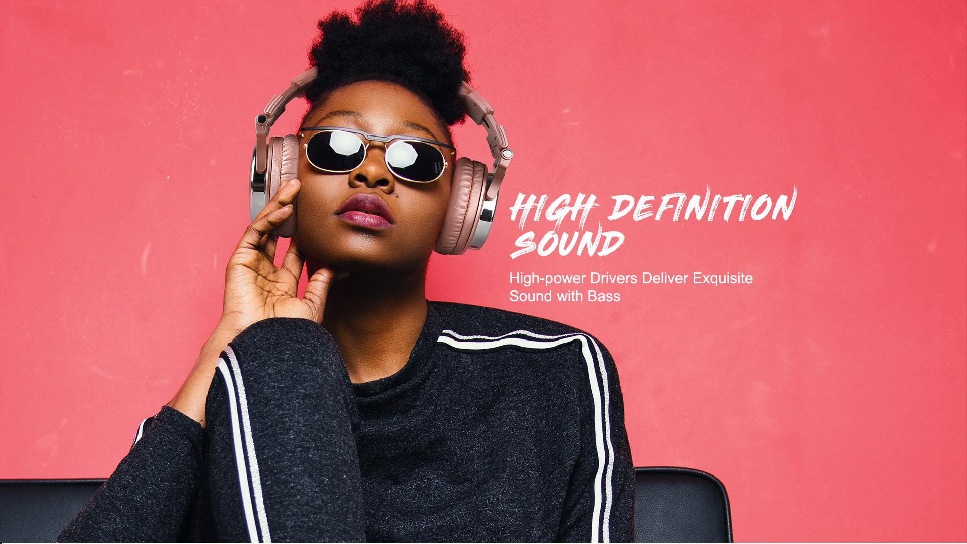 OneOdio headphones