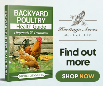 poultry health with Heritage Market