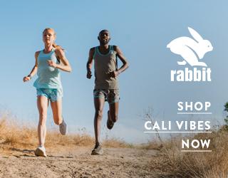 rabbit running apparel