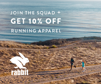 rabbit running apparel
