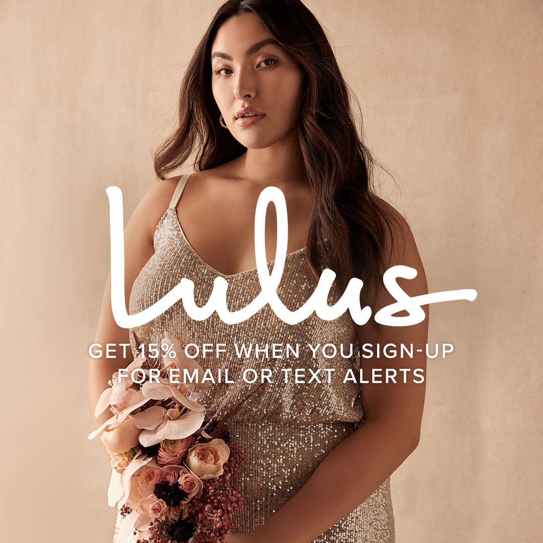 Fall In Love With Lulus.com - Come See What's New!
