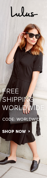 Shop For Cute Dresses At LuLu*s