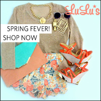 It's Spring Fever at Lulu*s - Shop Trend-Setting Fashion Now!