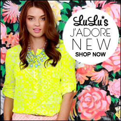 New Fashions Every Day - See What's in Bloom at LuLu*s