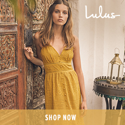 Shop LuLus - Spring Into Action in the Season's Hottest Looks! 250x250