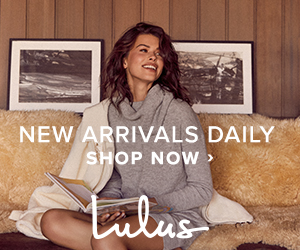 Lulus - The Store You've Been Looking For In This Lockdown!