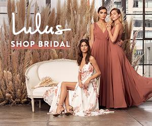 Bridal Dresses, Bridesmaid Dresses, & Special Occasion Dresses - Lulus.com