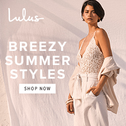 Get Set For Summer at Lulus!