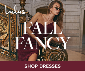 Fanciful Fall Dresses from Lulus.com!